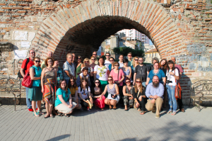 NIH Fogarty International Mental Health Training conference in Durres, Albania 2014